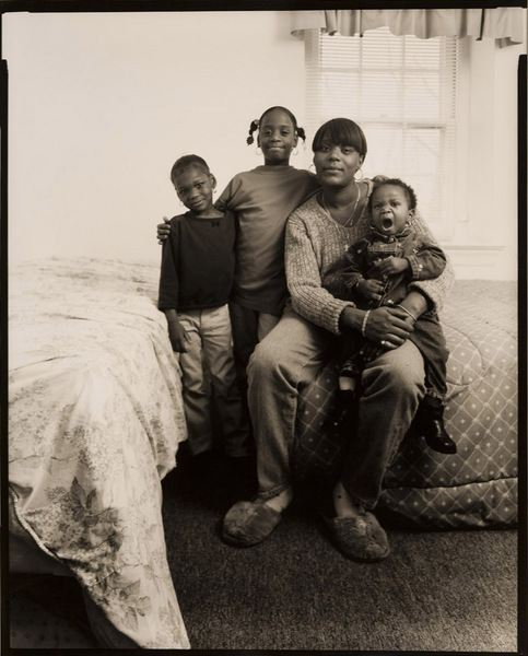 : SHELTER PORTRAITS : ED  ECKSTEIN : PHOTOGRAPHER